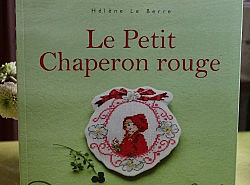 Livres - Le petit chaperon rouge 1
