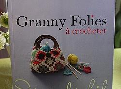 Livres - Granny Folies à crocheter 1