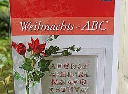 Acufactum - Fiche : Weihnachts - ABC 1