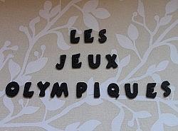 Boutons - Lettres noires 1