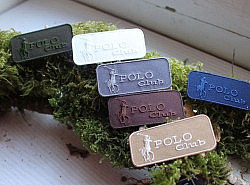 Motifs thermocollants - Polo Club 1
