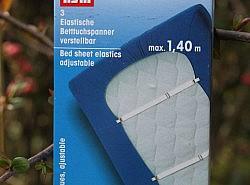 Prym - Fixe-draps élastiques et reglables 1