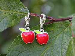 Breloques - Pommes 1