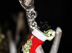 Breloque - Bottes de Noël 1