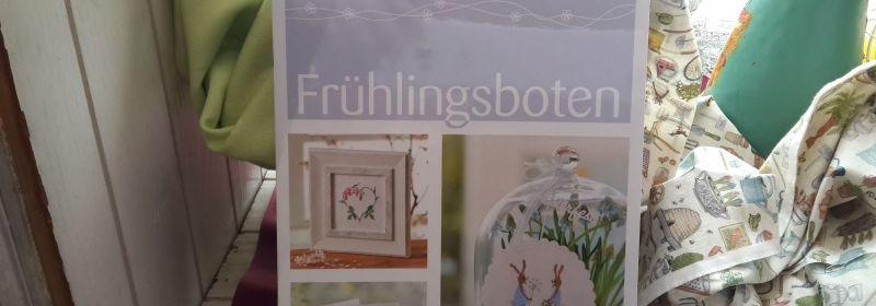 C. Dahlbeck – Livre «Frühlingsboten», Nouveauté 2017!