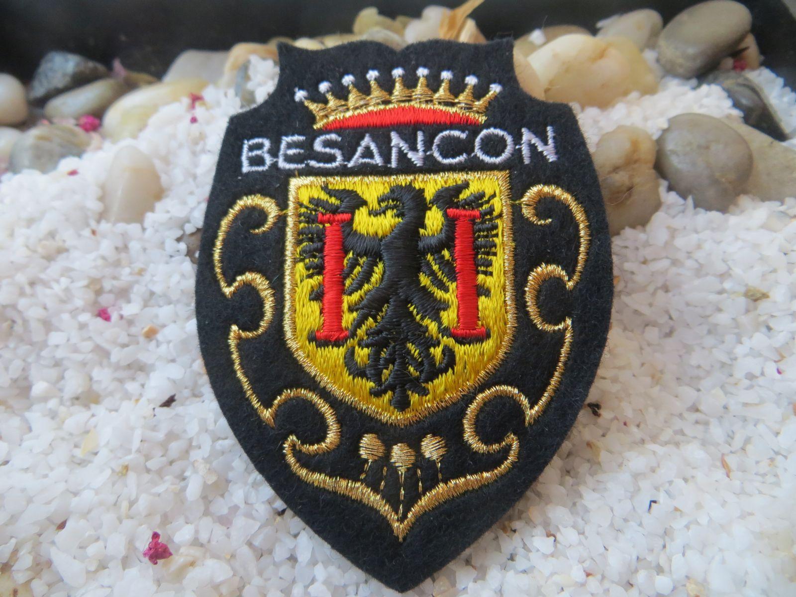 852891de67b5 Ecusson - Besancon - Mercerie de la Vieille Ville