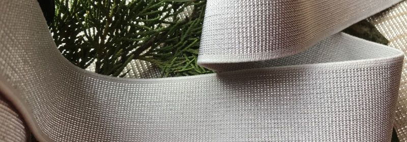Elastique – Souple mode gris et argent