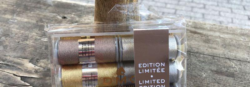 DMC – Boîte de 6 bobines «Diamant Grandé»