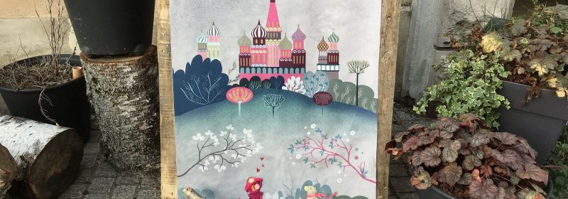 Création de Noémi – «Russe»