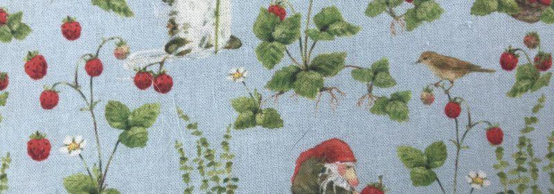 Tissu – Acufactum «Erdbeerwicht»