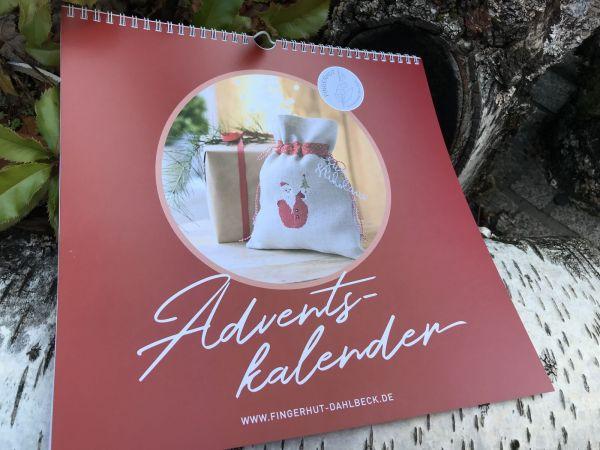 Calendrier de l'Avent Broderie DAHLBECK advents kalender